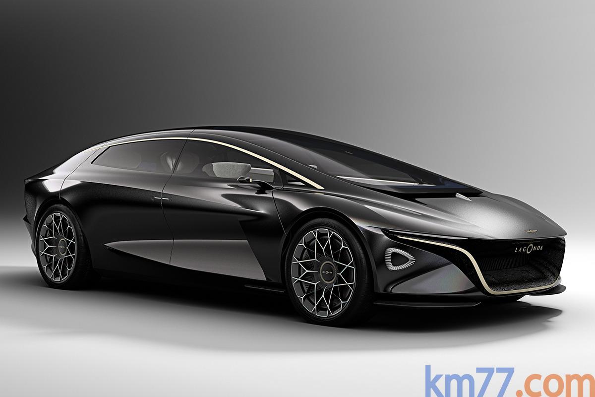 Lagonda Vision Concept (prototipo)