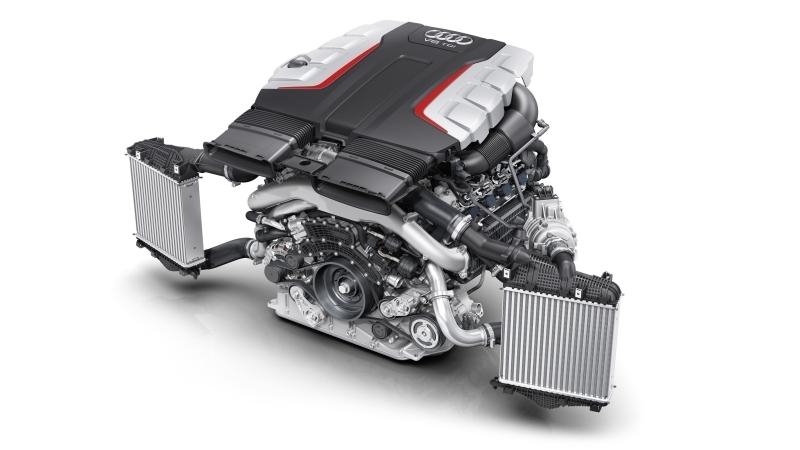Motores Audi 2.9, 3.0 V6 y 4.0 V8 2017