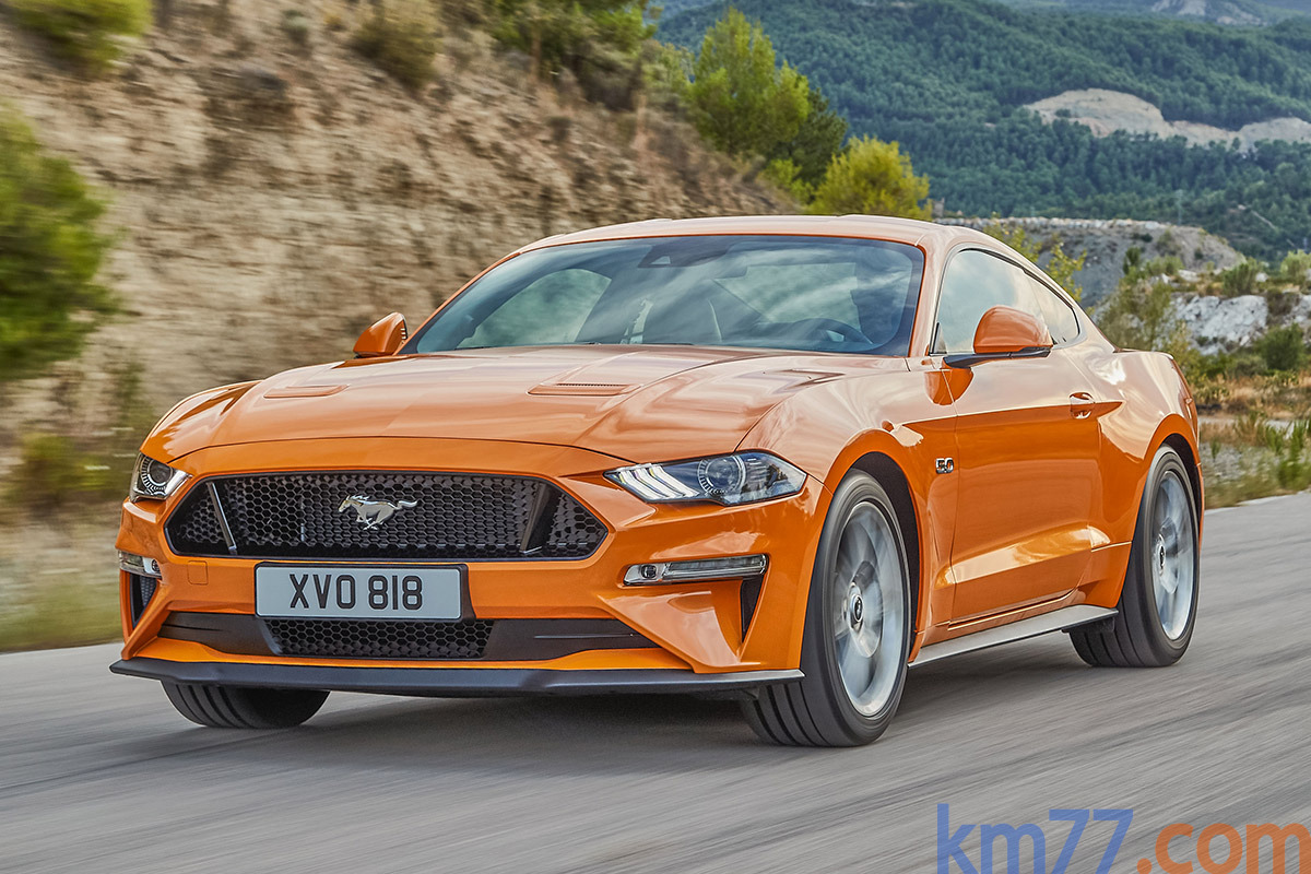 Ford Mustang (2018)