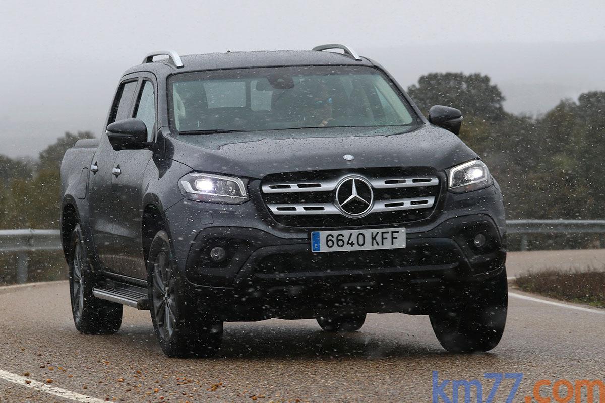 Mercedes-Benz Clase X 250 d 4MATIC Automático (2018)
