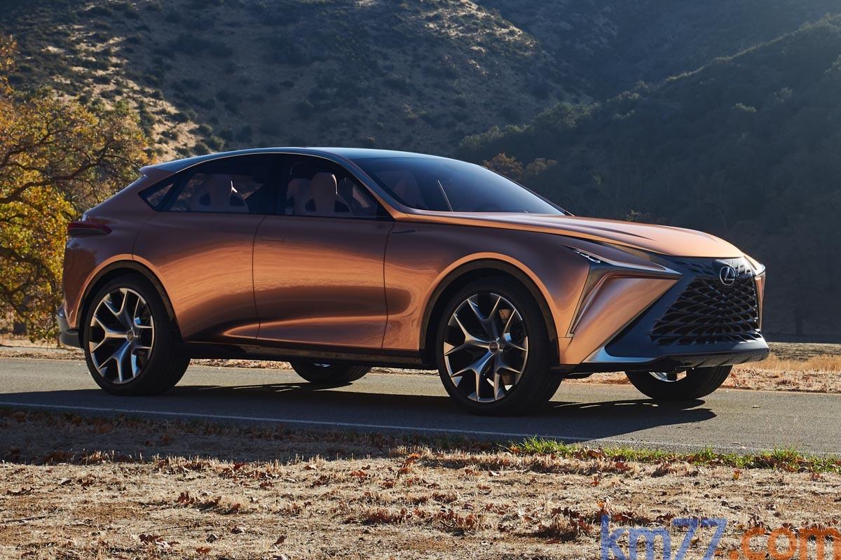 Lexus LF-1 Limitless concept (prototipo)