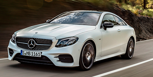 Mercedes-Benz Clase E Coupé 2017