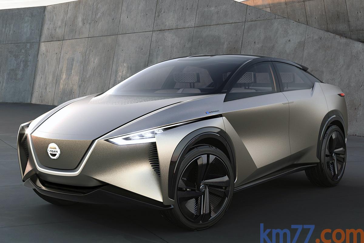 Nissan IMx Kuro Concept (prototipo)