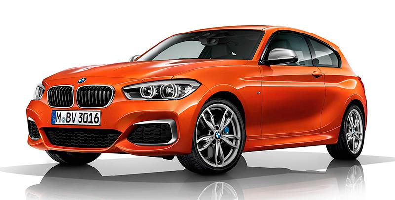 BMW M140i 2016