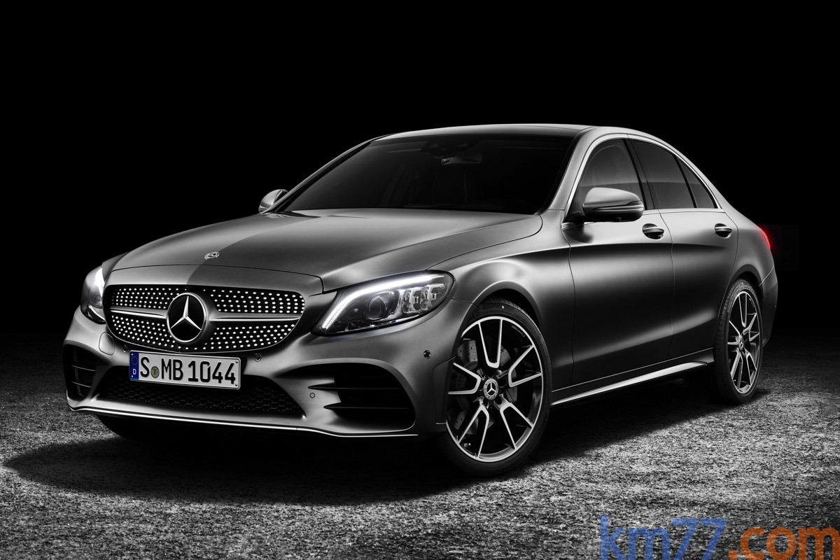 Mercedes-Benz Clase C (2018)