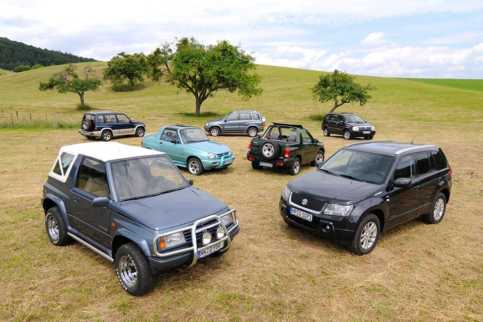 Suzuki Vitara - 30 Aniversario