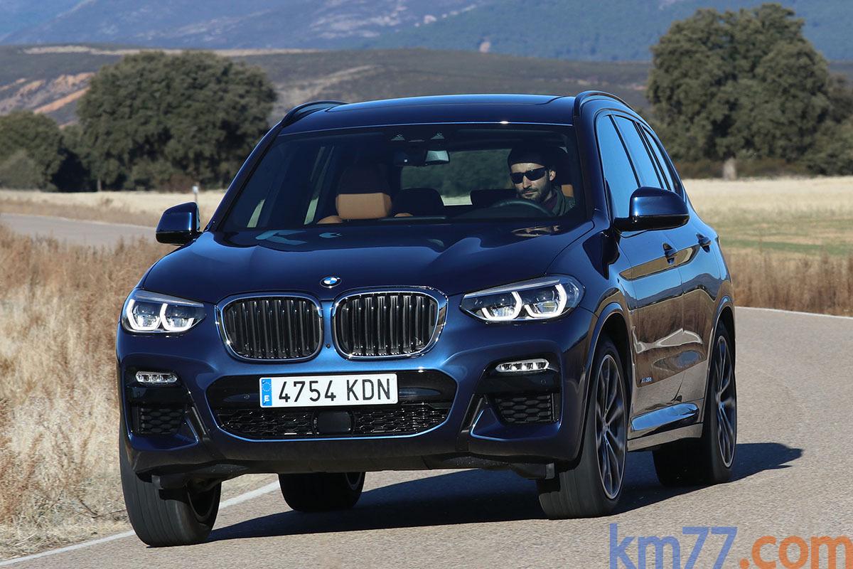 BMW X3 xDrive20d (2018)