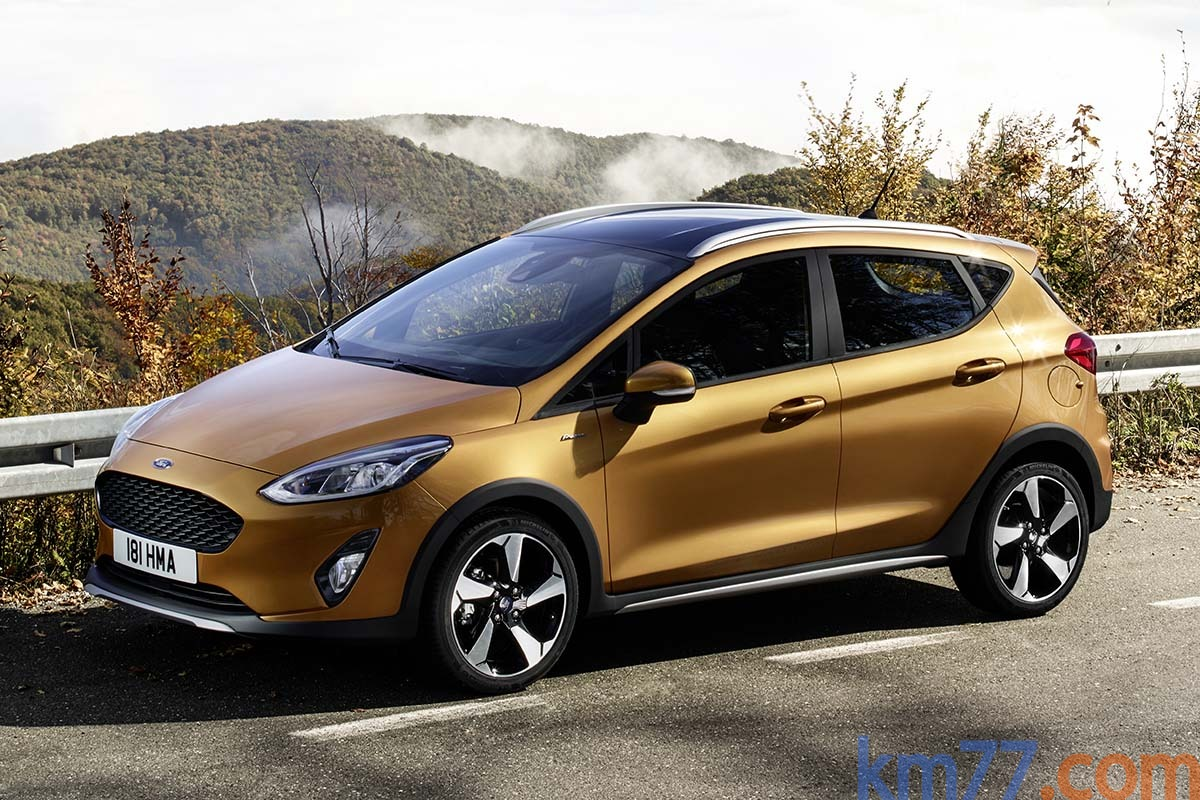 Ford Fiesta Active (2018)