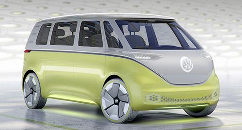 Volkswagen I.D. BUZZ prototipo