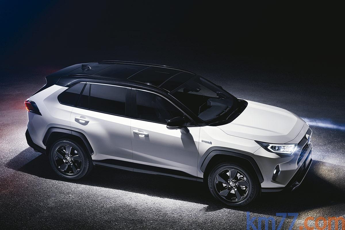 Toyota RAV4(2019)