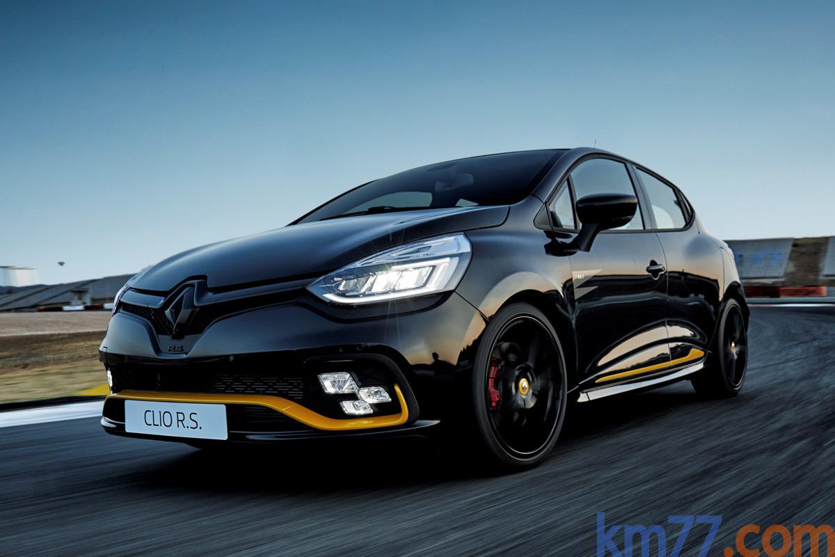 Renault Clio R.S 18(2016)