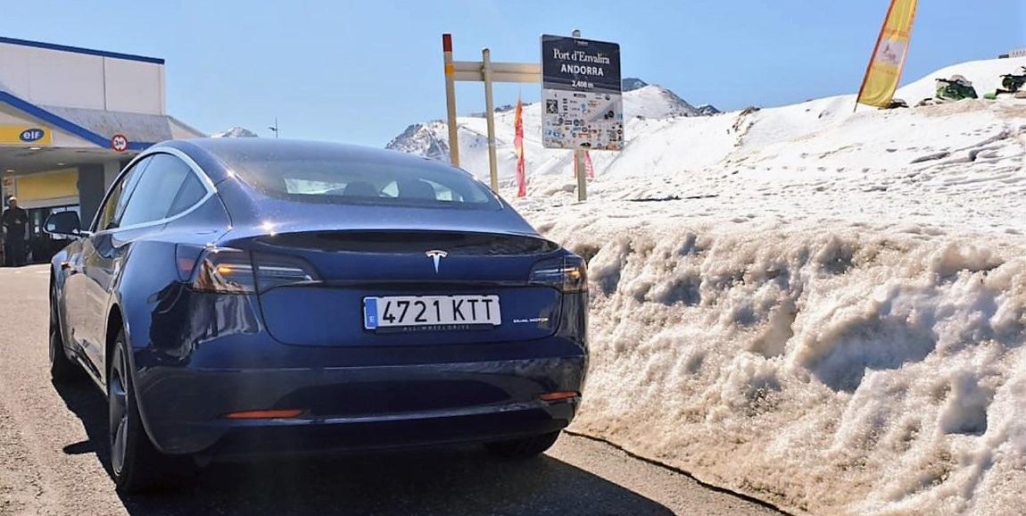 Tesla Model 3. Prueba de larga duración