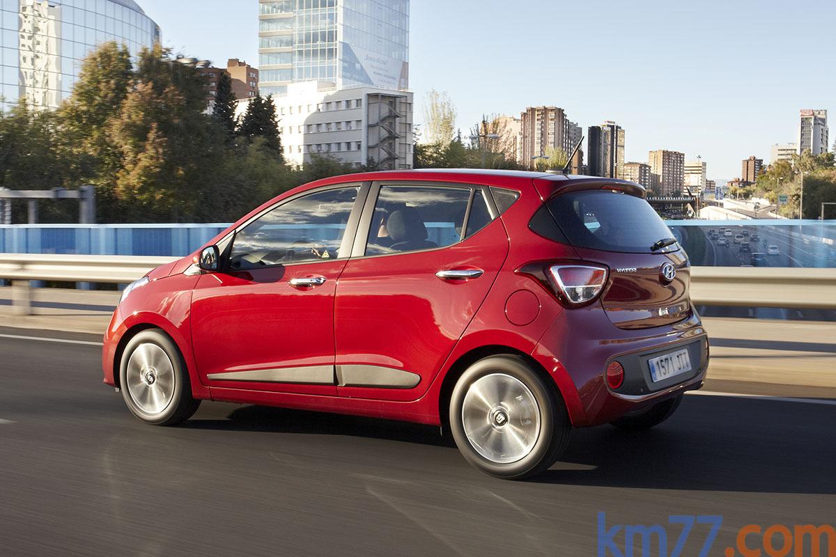 Hyundai i10 1.0 GLP 66 CV ECO (2017)