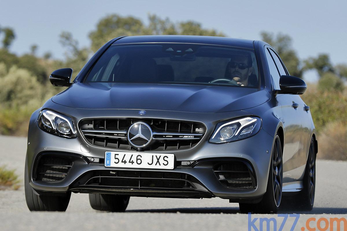 Mercedes-Benz Mercedes-AMG E 63 S 4MATIC+ Berlina