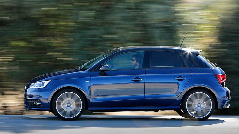 Audi A1 Sportback 1.0 TFSI ultra 95 CV S tronic 2015
