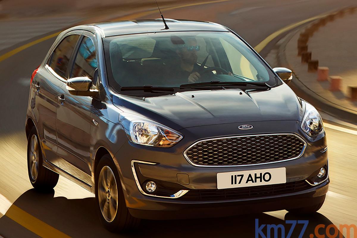 Ford KA+ (2018)