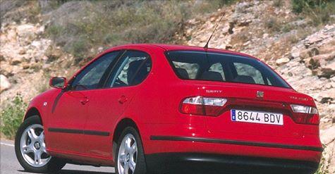 SEAT Toledo 1.9 TDI 150 CV | Prueba del año 2001