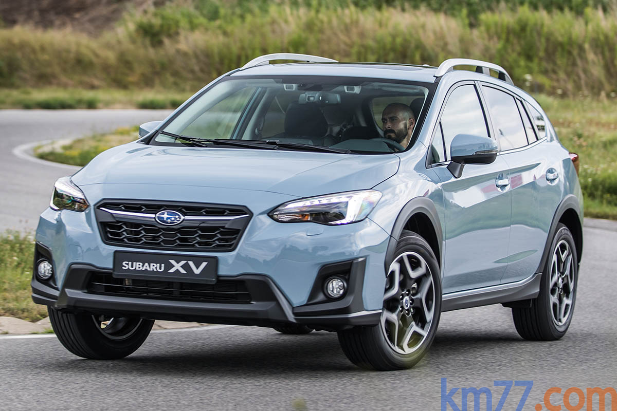 Subaru XV (2018)
