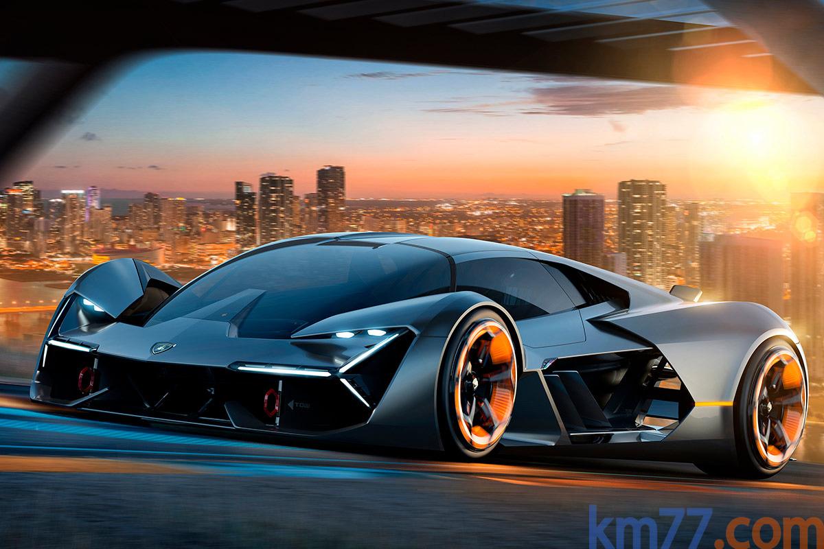 Lamborghini Terzo Millennio (prototipo)