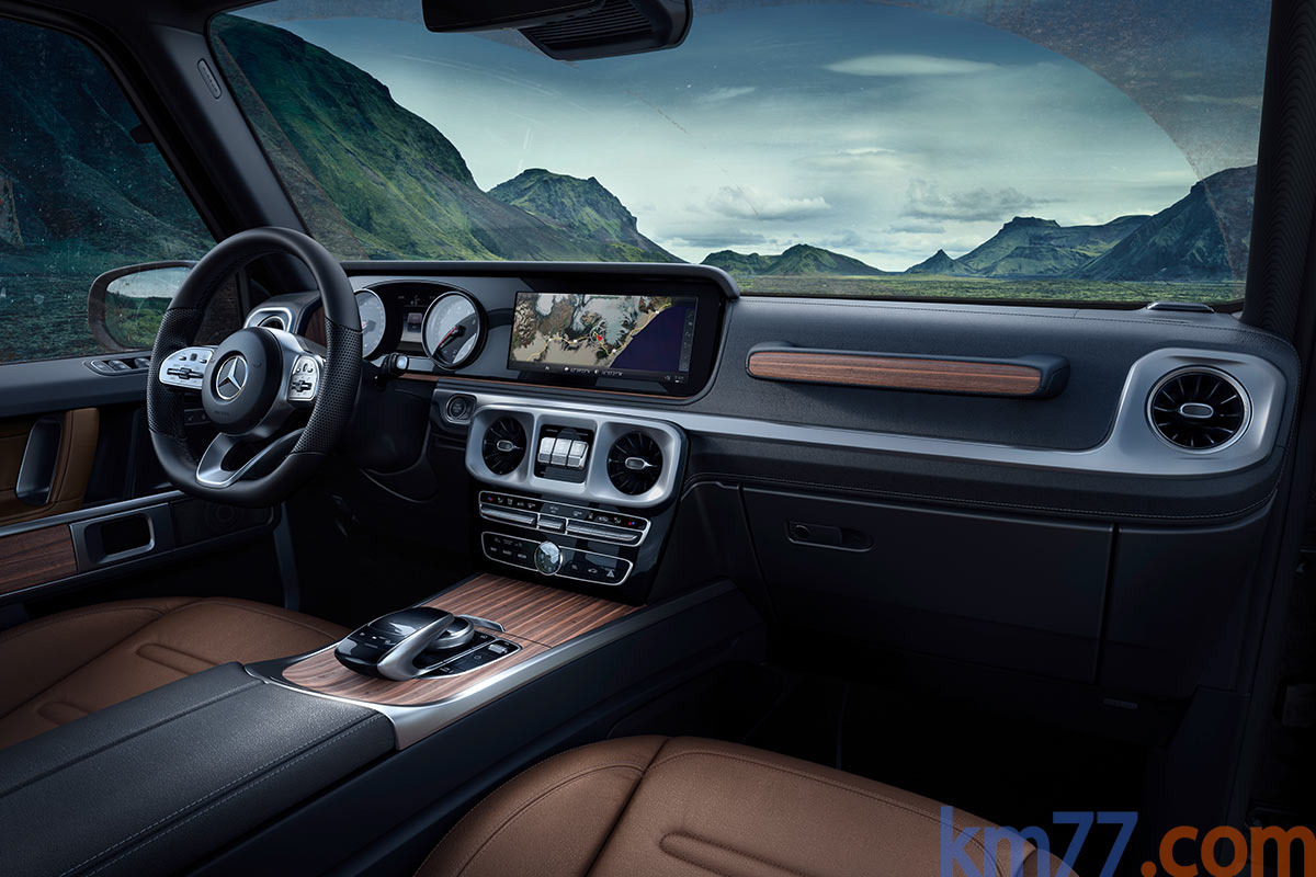 Mercedes-Benz Clase G(2018)
