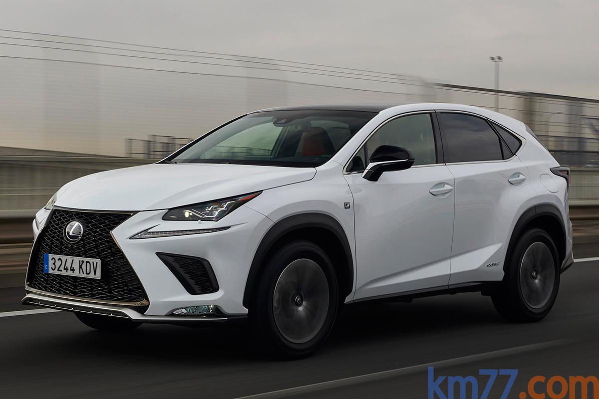 Lexus NX (2018)