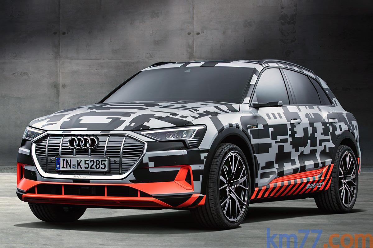 Audi e-tron Prototype (2018)