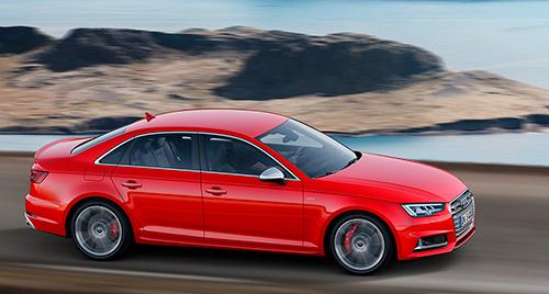 Audi S4 y S4 Avant 2016