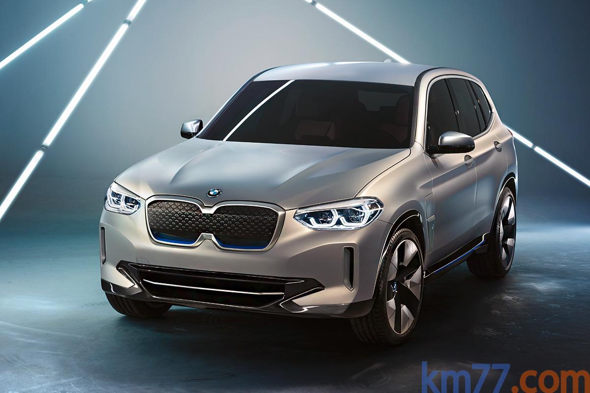 BMW Concept iX3 (prototipo)