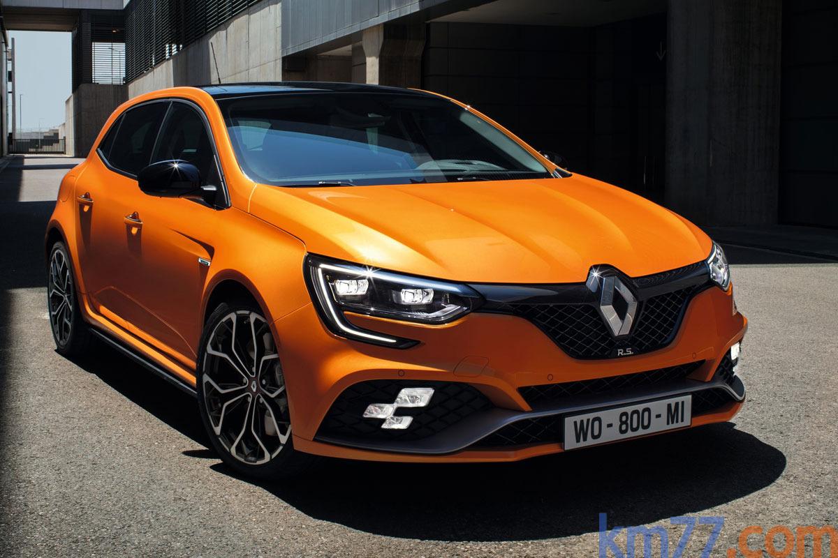 Renault Mégane R.S. (2018)
