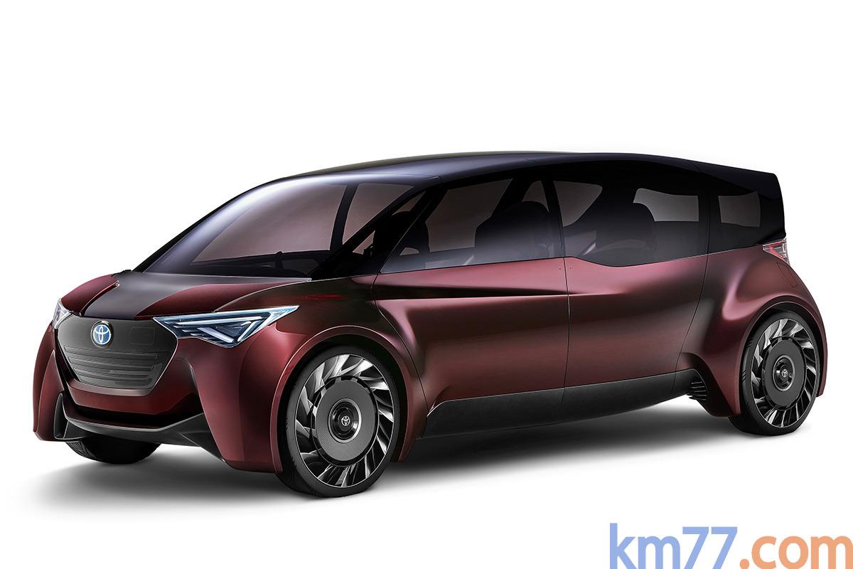 Toyota Fine-Comfort Ride (prototipo)