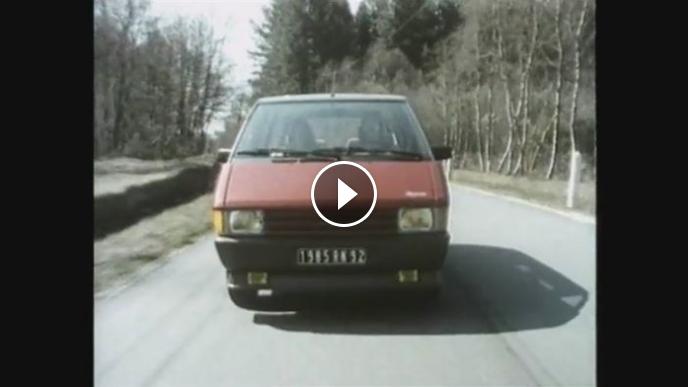 Renault Espace 1984 | El primer «Espace»
