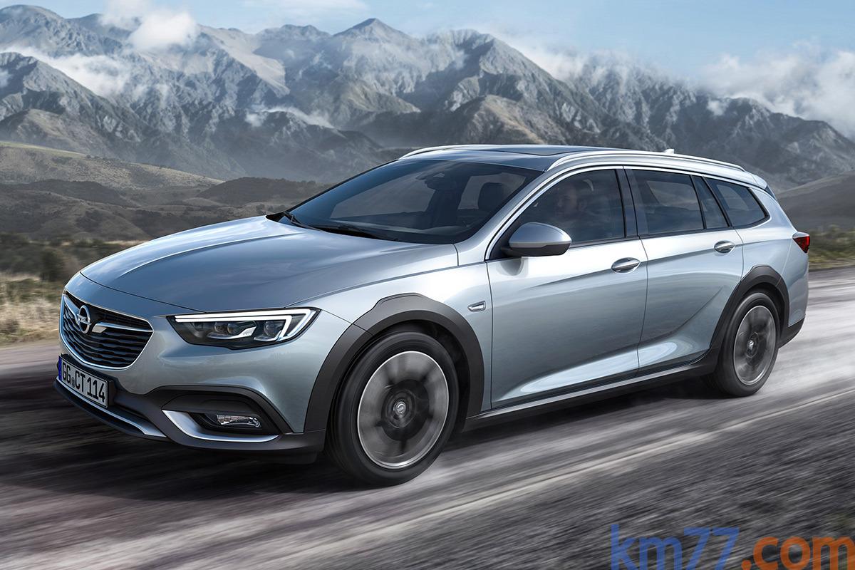 Opel Insignia Country Tourer (2018)