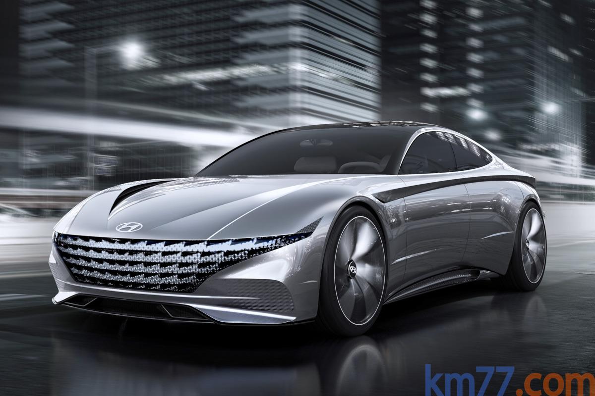 Hyundai Le Fil Rouge Vision Concept(prototipo)