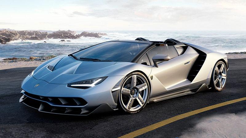 Lamborghini Centenario Roadster 2016