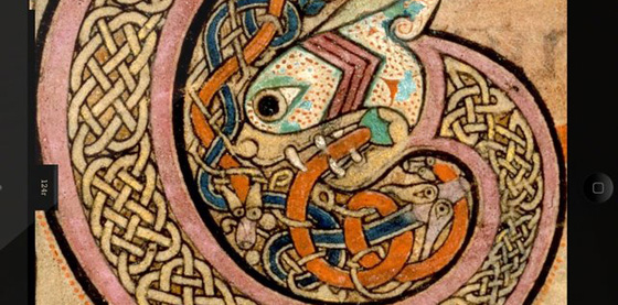 Book of Kells can be downloaded on new app