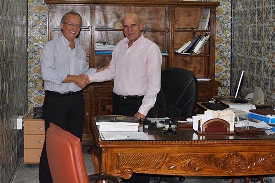 Marco Milanese ambasciatore in Tunisia dell'Università di Sassari