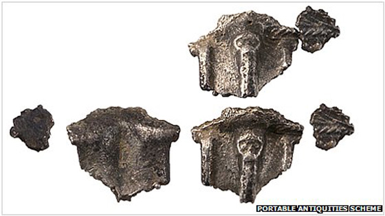 Anglo-Saxon treasure reveals west Norfolk cremation