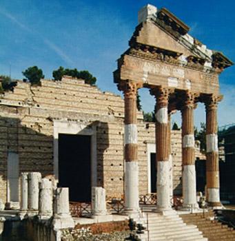 Un percorso tecnologico per il museo del Capitolium