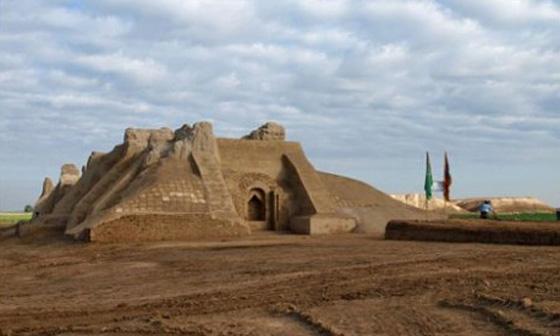 Archeologia: scoperta nel deserto la più antica chiesa cristiana