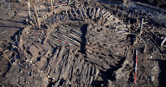 Archaeological dig in Northern Ireland uncovers huge haul of medieval artefacts