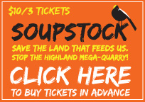 Get your tickets for Soupstock!