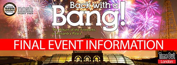 Fireworks Final Info
