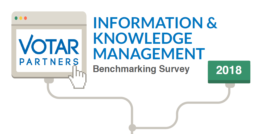 Australian Information & Knowledge Management Benchmarking Survey 2018 - Results