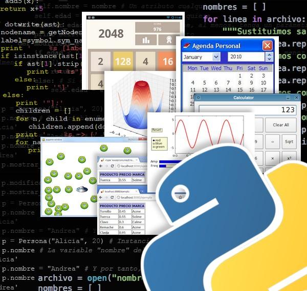 Curso Programación Python