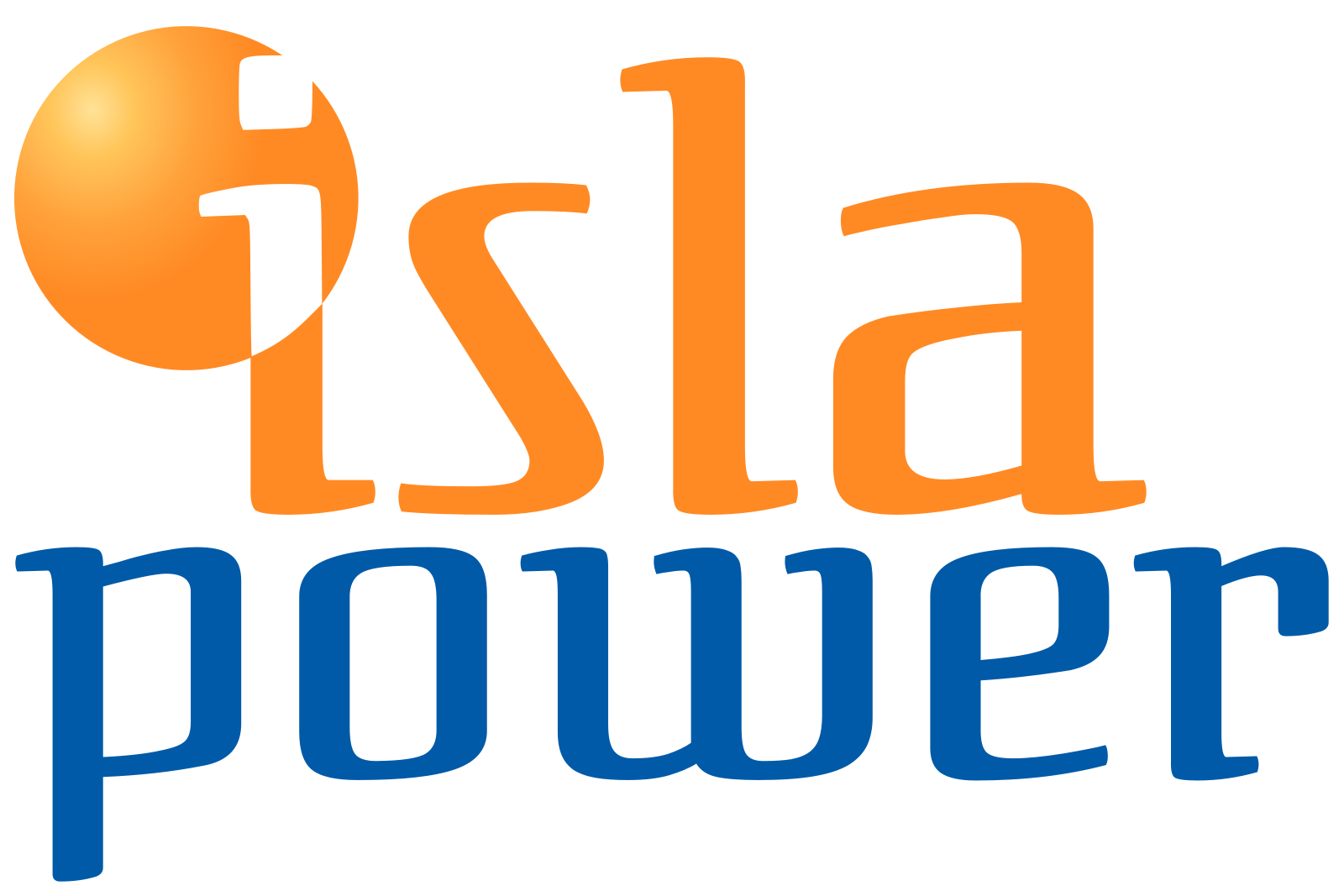 Isla Power Mailing List