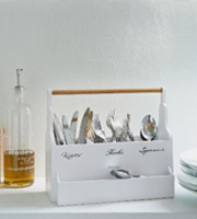 Teklassic Cutlery Organizer