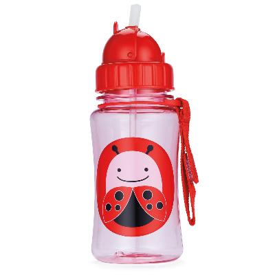 Skip Hop drinkfles ladybug