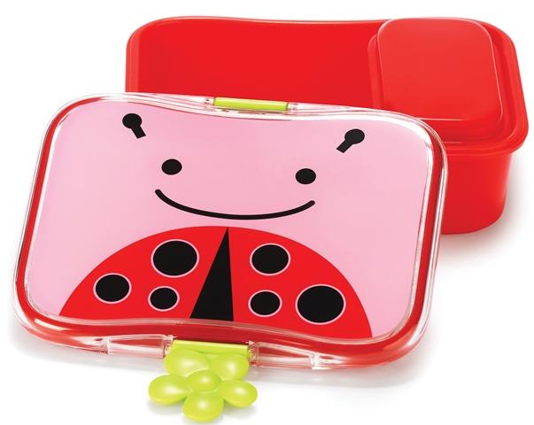 skiphop lunchtrommel ladybug