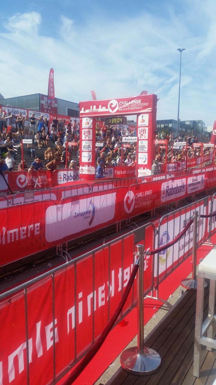 Triathlon van Almere