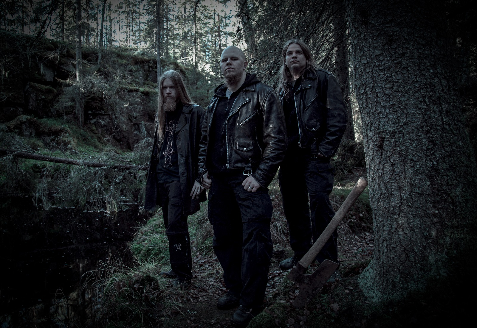 Wolfhorde releases digital tribute EP featuring songs from Finntroll, Moonsorrow and Amorphis!